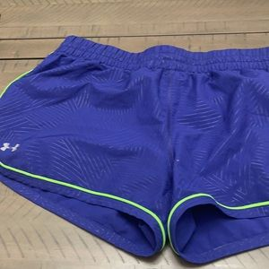 Under armor running shorts size small